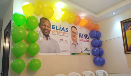 Nino Erazo y Elías Larrahondo se unen