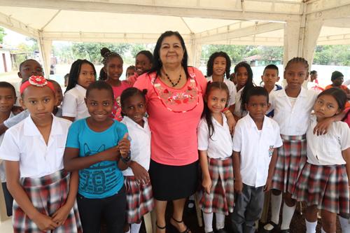 Nuevo parque ecológico trae felicidad a niños quilichagüeños