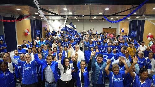 Partido Mira respalda propuesta ganadora de Lucy Amparo