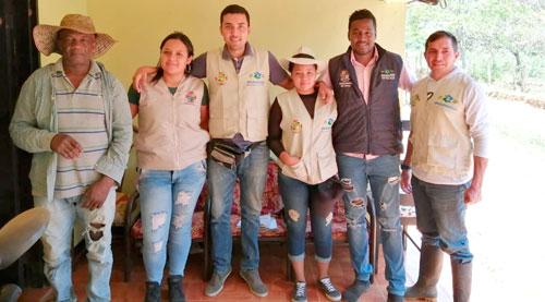 Proyecto SIASAR da resultados en el Cauca