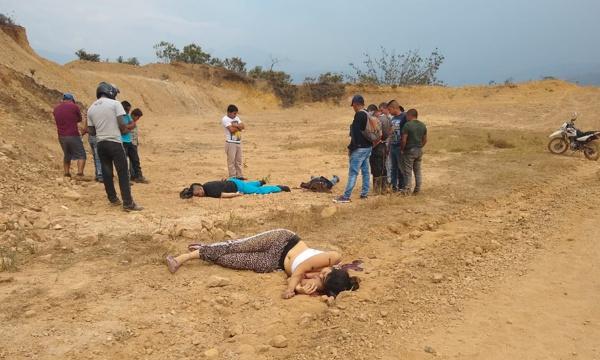 Sangriento final de mes en el norte del Cauca