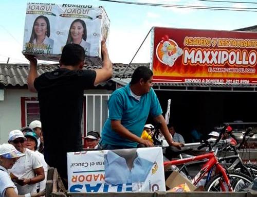 Solicitan retractación pública a candidata Rosalba Joaquí