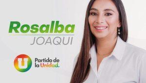 Fiscalía imputó cargos a la candidata a la Alcaldía
