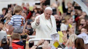 Aumentó el número de católicos en el mundo