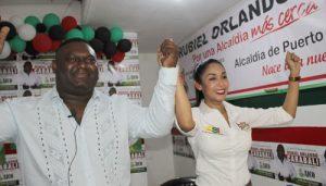 Candidatura de Indira Gómez crece con respaldo de Rubiel Carabali