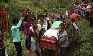 Continúa masacre sistemática en el norte del Cauca