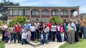 Cultivadores caucanos de fresa reciben apoyo Departamental