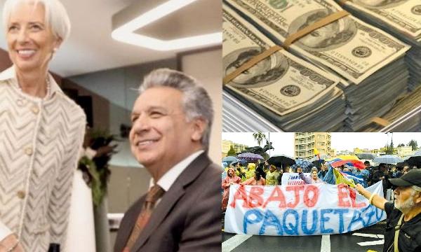 EL FMI ES UN PRESTAMISTA PROVOCADOR