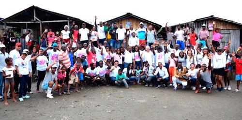 Elías Larrahondo escuchó a las comunidades de Timbiquí