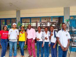 Estudiantes del Cauca se benefician con entrega de mobiliario escolar