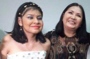Evelyn Gutiérrez Díaz la payanesa que tuvo dos días inolvidables