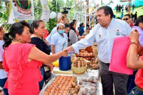 Gobernador del Cauca participó de la Feria Agropecuaria 2019