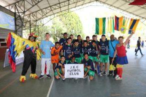 Inició el XIII Torneo Nacional Infantil de Fútbol