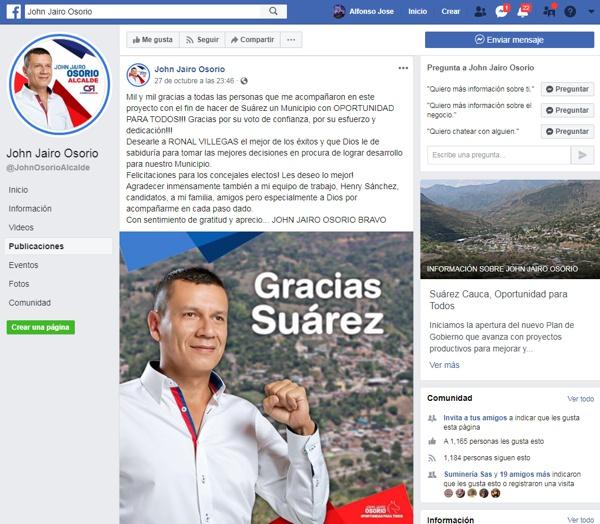 Tensión en Suárez por presunto intento de alterar resultados electorales