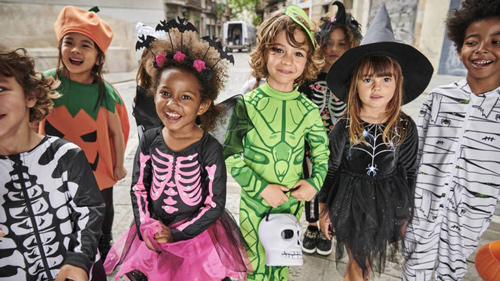 Jornada de Halloween se toma Popayán