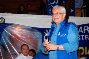 Juan Carlos López invita a que voten por la coalición ¡Creo en Popayán!