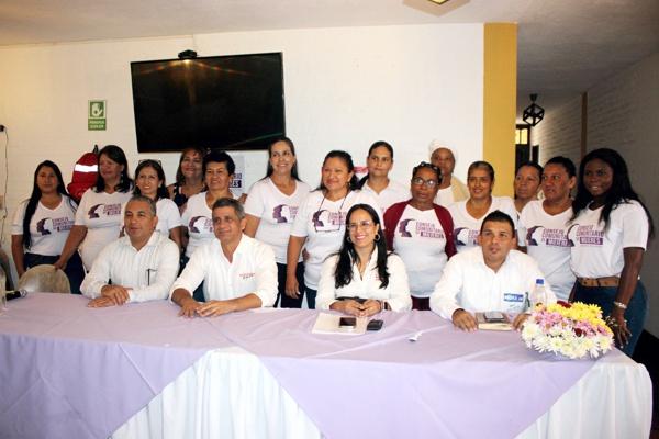 Consejo Comunitario de Mujeres de Santander de Quilichao