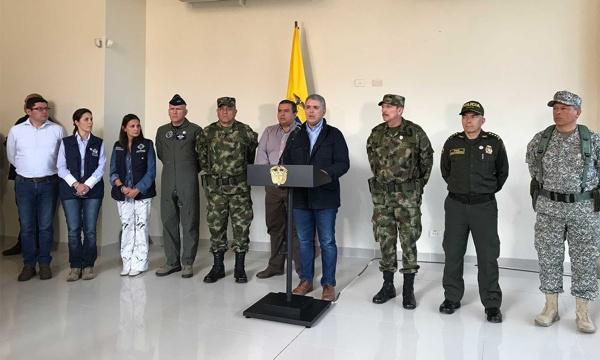 Llegará al Cauca la Fuerza de Despliegue Rápido