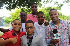 Niños de Villa Rica eligieron a su alcaldecito
