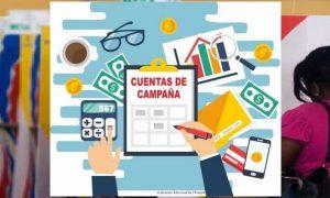 No aparecen reportes de candidatos en Cuentas Claras