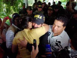Rescatan a empresario del chance en el Cauca