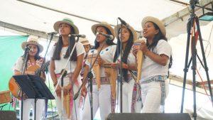 Se realizó el II Encuentro Internacional de Mujeres Indígenas