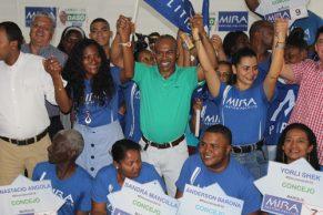 Sector alternativo de Puerto Tejada tiene nuevo alcalde