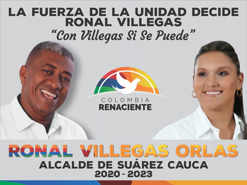 Seguidores de Karina García se decidieron por Ronald Villegas