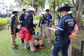 Simulacro Nacional de Respuesta a Emergencias