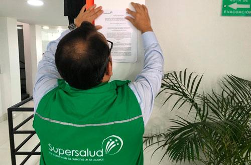 Supersalud ordena liquidación de varias EPS