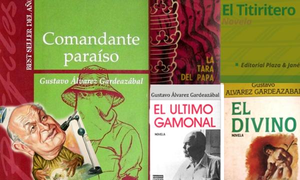 Univalle entrega volumen de obras completas de Gardeazábal