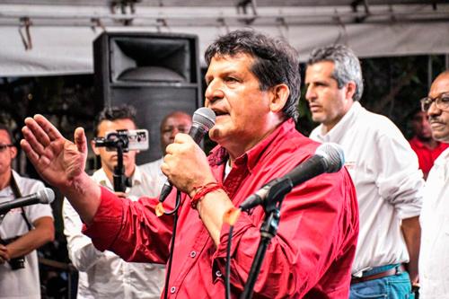 """Víctor Ramírez: """"El pueblo caucano quiere un cambio real y yo lo represento"""""""