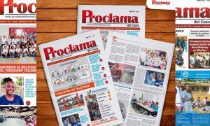 En circulación la edición impresa No. 416 de Proclama del Cauca
