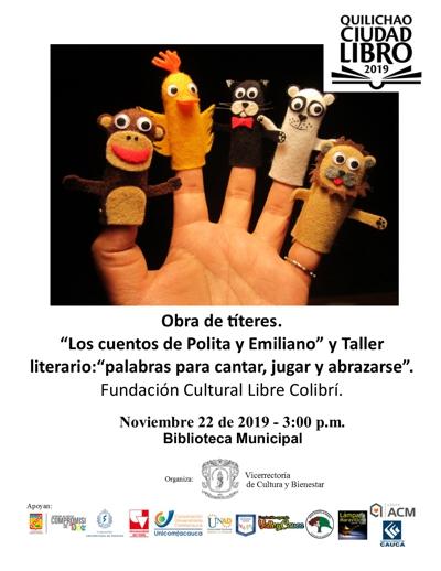 Fundación Cultural Libre Colibrí