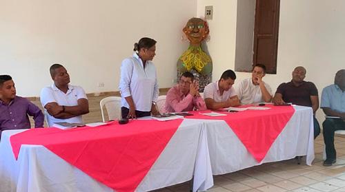 Administración de Caloto inició proceso de empalme