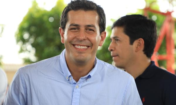 Viceministro de Agua y Saneamiento Básico, José Luis Acero Vergel