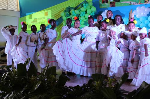 Alcaldía de Villa Rica rindió cuentas a la niñez y juventud