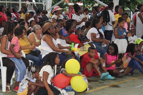 Asamblea de Villa Rica presentó programa Familias en Acción