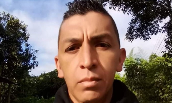 Asesinaron a escolta de indígena en Suárez