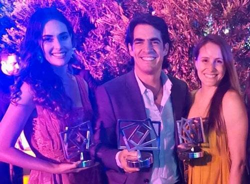 'Bolívar' de Caracol Televisión ganó tres premios en los Produ Awards 2019