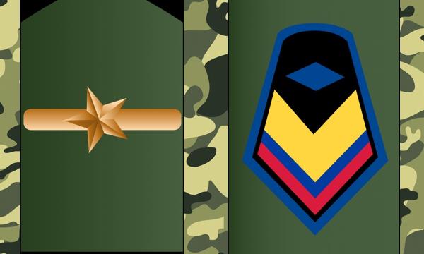 Capturados un mayor y un sargento del Ejército