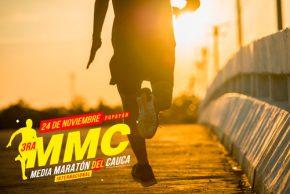 Cauca en la atención del running mundial con su 3ra Media Maratón