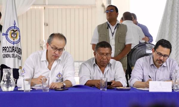 Comisionado para la Paz traslada su despacho al Cauca