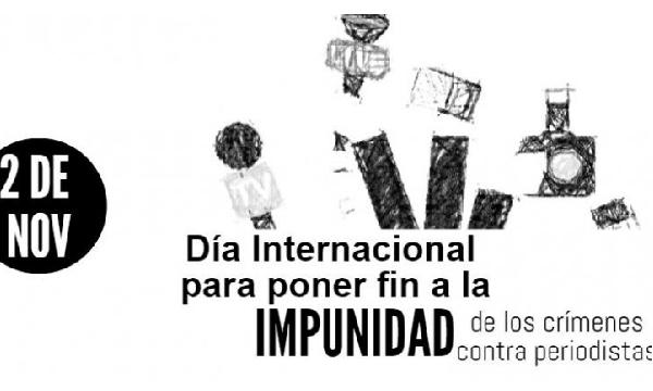 Día internacional para fin a impunidad