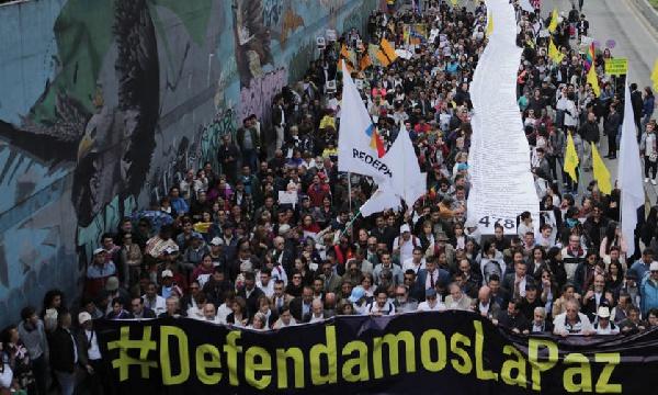 De la protesta social y los derechos humanos
