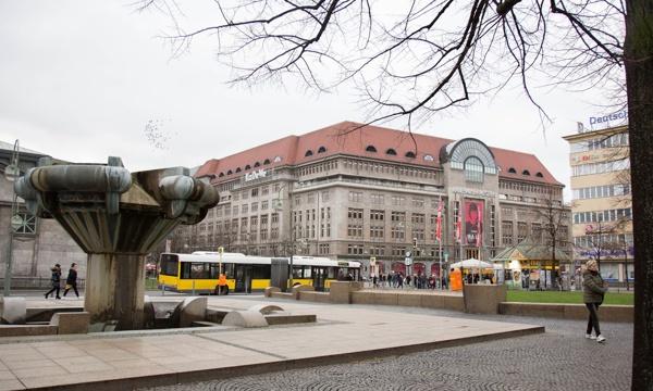De paso por Berlín