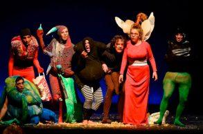 Diez puntos del oculto mundo de los actores teatrales