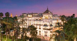 El Hotel Alfonso XIII, lujo e historia de Sevilla