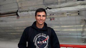 El sanandresano que investiga para la NASA, se formó en el Cauca