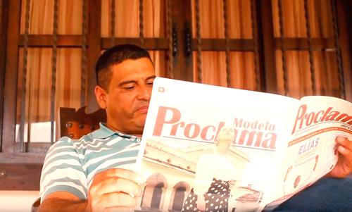 En El Rancho De: Cristóbal Morales